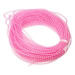 Plastike Cord Net Thread, rozë, 4mm, :450m,  Shumë