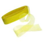 Plastike Cord Net Thread, i verdhë, 70mm, :230m,  Shumë