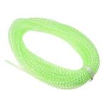 Plastike Cord Net Thread, drita e gjelbër, 4mm, :450m,  Shumë