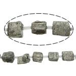 Beads bizhuteri gur i çmuar, Pirit Artë, Nuggets, asnjë, asnjë, 10-12mm, : 1.2mm, :16Inç, 5Fillesat/Shumë,  Shumë