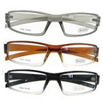 Eyewear Frames, TR90, Shape Tjera, asnjë, asnjë, ngjyra të përziera, 33x135x130mm, 5PC/Shumë,  Shumë