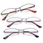 Eyewear Frames, Titan, with Rrëshirë, Shape Tjera, asnjë, asnjë, ngjyra të përziera, 29x130x130mm, 5PC/Shumë,  Shumë