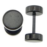 Stainless çelikut Ear Piercing bizhuteri, Stainless Steel, Barbell, jonik zezë, asnjë, asnjë, 17Çiftet/Shumë,  Shumë