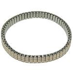 Stainless byzylyk bizhuteri Steel, Stainless Steel, Shape Tjera, ngjyra rose ari praruar, dy-ton, asnjë, 7mm, :7Inç, 20PC/Shumë,  Shumë