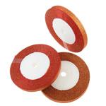 Ribbon Sparkle, asnjë, asnjë, kuq pak portokalli, 1cm, : 1250Oborr, 50PC/Shumë,  Shumë