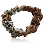 Elastike Hair, Silk pe, Shape Tjera, elastik, njollë e zezë, asnjë, 65x65mm, 34PC/Shumë,  Shumë