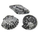 Antique Beads akrilik, Shape përziera, Ngjyra antike argjendi praruar, asnjë, asnjë, 12-16mm, : 1mm, 2300PC/Qese,  Qese