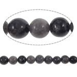 Beads kuarc bizhuteri, Ametist, Round, natyror, asnjë, 6mm, : 2mm, :16Inç, 5Fillesat/Shumë,  Shumë