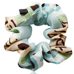 Elastike Hair, Silk pe, Lule, elastik, asnjë, asnjë, 110mm, 10PC/Shumë,  Shumë