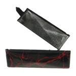 Iron Claw Rivet, Hekur, Drejtkëndësh, pikturë, 2 thua, e zezë, , nikel çojë \x26amp; kadmium falas, 35x11mm, 500PC/Qese,  Qese