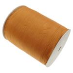 Organza Ribbon, asnjë, asnjë, portokalli të thellë, 1cm, :2500Oborr, 5PC/Shumë,  Shumë