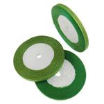 Ribbon Sparkle, asnjë, asnjë, e gjelbër, 0.7cm, :1250Oborr, 50PC/Shumë,  Shumë