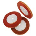 Ribbon Sparkle, asnjë, asnjë, kuq pak portokalli, 0.7cm, :1250Oborr, 50PC/Shumë,  Shumë