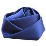 Mëndafsh, Lule, asnjë, asnjë, blu, 50x50mm, 70PC/Shumë,  Shumë