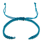 Byzylyk Moda Cord, Cord najlon, blu, 5mm, :6-12Inç, 50Fillesat/Shumë,  Shumë