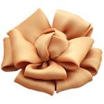 Saten Ribbon, asnjë, asnjë, deve, 70x70mm, 30PC/Shumë,  Shumë