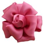 Saten Ribbon, asnjë, asnjë, rozë, 70x70mm, 30PC/Shumë,  Shumë