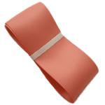 Saten Ribbon, asnjë, asnjë, portokall, 38mm, 100m/Shumë,  Shumë
