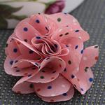Leckë, Lule, asnjë, asnjë, rozë, 45x45mm, 80PC/Shumë,  Shumë