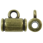 Beads Alloy zink Beil, Tub, Ngjyra antike bronz i praruar, asnjë, asnjë, , nikel çojë \x26amp; kadmium falas, 8x7x4.50mm, : 2mm, 3330PC/KG,  KG