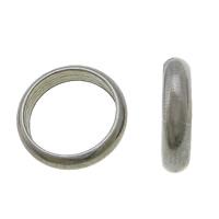 Edelstahl Verbindungsring, 303 Edelstahl, Kreisring, originale Farbe, 7x2.50x1mm, Bohrung:ca. 5mm, 1000PCs/Menge, verkauft von Menge
