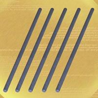 Graphit Glasstab, schwarz, 8x300mm, 5PCs/Menge, verkauft von Menge