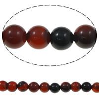 Natürliche traumhafte Achat Perlen, Traumhafter Achat, rund, 10mm, Bohrung:ca. 1mm, ca. 40PCs/Strang, verkauft per ca. 15 ZollInch Strang