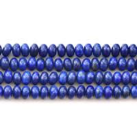 Synthetischer Lapislazuli Perlen, flache Runde, verschiedene Größen vorhanden, Länge:ca. 15 ZollInch, verkauft von Menge