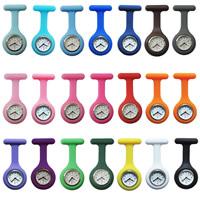 Hängende Uhr, Silikon, mit Zinklegierung Zifferblatt & Glas & Eisen, Platinfarbe platiniert, keine, 40x86.50x8.50mm, verkauft von PC