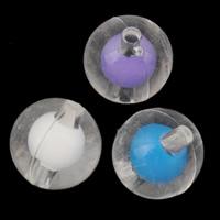 Perlen in Perlen Acrylperlen, Acryl, rund, verschiedene Größen vorhanden, keine, verkauft von Menge