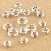 925 Sterling Silber Schnur-Spule, verschiedene Größen vorhanden, verkauft von Menge