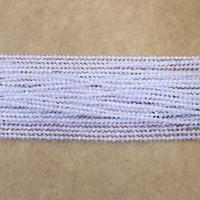Mondstein Perlen, rund, verschiedene Größen vorhanden, Bohrung:ca. 0.5mm, Länge:ca. 16 ZollInch, verkauft von Menge