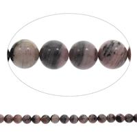Rhodonit Perlen, rund, 16mm, Bohrung:ca. 1.5mm, Länge:ca. 15.5 ZollInch, 5SträngeStrang/Tasche, ca. 25PCs/Strang, verkauft von Tasche