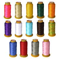 Sewing Thread, Nylon, mit Kunststoffspule, 3 Fach Garn, keine, 0.2-0.3mm, 750m/PC, verkauft von PC