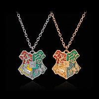 Zinklegierung Schmuck Halskette, mit Verlängerungskettchen von 1.9lnch, Abzeichen, plattiert, Oval-Kette & für Frau & Emaille, keine, frei von Nickel, Blei & Kadmium, 27x28mm, verkauft per ca. 19.6 ZollInch Strang