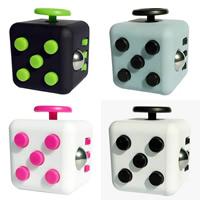 ABS Kunststoff Fidget Cube, verschiedene Stile für Wahl, keine, 40mm, 33mm, verkauft von PC