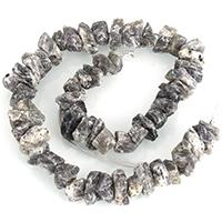 Labradorit Perlen, natürlich, 10-19x6-10x6-18mm, Bohrung:ca. 1-3mm, Länge:ca. 16 ZollInch, 5SträngeStrang/Menge, ca. 56PCs/Strang, verkauft von Menge