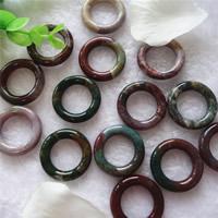 Natürliche Indian Achat Perlen, Indischer Achat, Kreisring, 30x5mm, 10PCs/Tasche, verkauft von Tasche