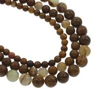 Perle, rund, verschiedene Größen vorhanden, Bohrung:ca. 1mm, verkauft per ca. 14.5 ZollInch Strang