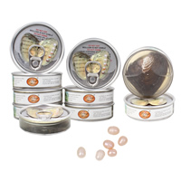 Süßwasser kultivierte Liebe wünschen Perlenaustern, Perlen, 4-6mm, verkauft von PC