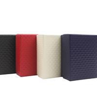 Papier Schmucksetkasten, Fingerring & Ohrring & Halskette, mit Schwamm, Rechteck, keine, 75x95x35mm, 80PCs/Menge, verkauft von Menge