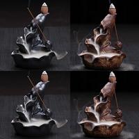 Porcelain Backflow Incense Burner, Porzellan, handgemacht, keine, 130x115x100mm, verkauft von PC