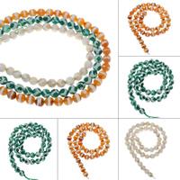 Natürliche Tibetan Achat Dzi Perlen, rund, verschiedene Größen vorhanden, keine, Bohrung:ca. 1mm, verkauft per ca. 15 ZollInch Strang