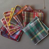 Unisex Taschentuch, Baumwolle, Quadrat, keine, 240x240mm, verkauft von PC