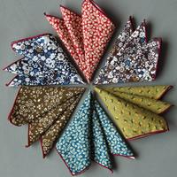 Unisex Taschentuch, Baumwolle, Quadrat, verschiedene Muster für Wahl, 240x240mm, verkauft von PC