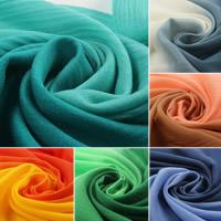 Baumwollschal & amp; Schal, Baumwolle, keine, 100x200cm, verkauft von Strang