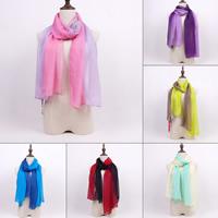 echte Seide Schal und Umschlagtuch, keine, 180x68cm, verkauft von Strang
