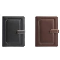 Notizbuch, PU Leder, mit Papier, Rechteck, keine, 170x231x30mm, verkauft von PC