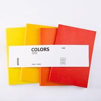 Notizbuch, PU Leder, mit Papier, Rechteck, keine, 142x210x12mm, 3PCs/Menge, verkauft von Menge
