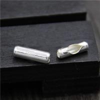 925 Sterling Silber Ball Chain Connector, verschiedene Größen vorhanden, 10PCs/Menge, verkauft von Menge